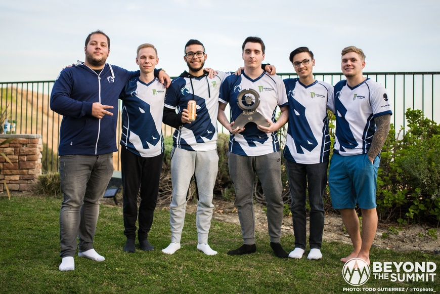 Liquid outshine Cloud9 in the battle of NA; secure cs_summit 2 trophy