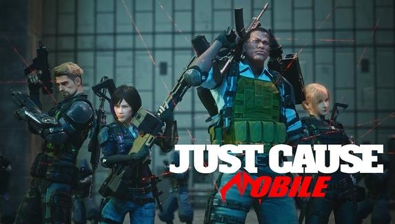 Вышел кинематографический трейлер Just Cause: Mobile