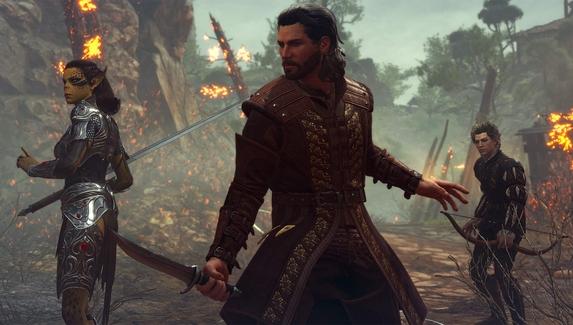 Baldur's Gate3 стала лидером по продажам за неделю в Steam