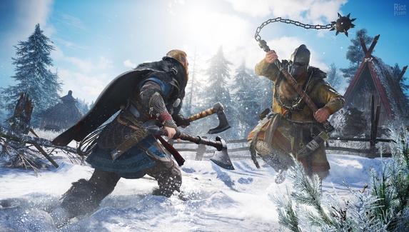 В розничных магазинах началась распродажа игр Ubisoft — скидки на Assassin's Creed Valhalla, Far Cry 5, Watch Dogs: Legion