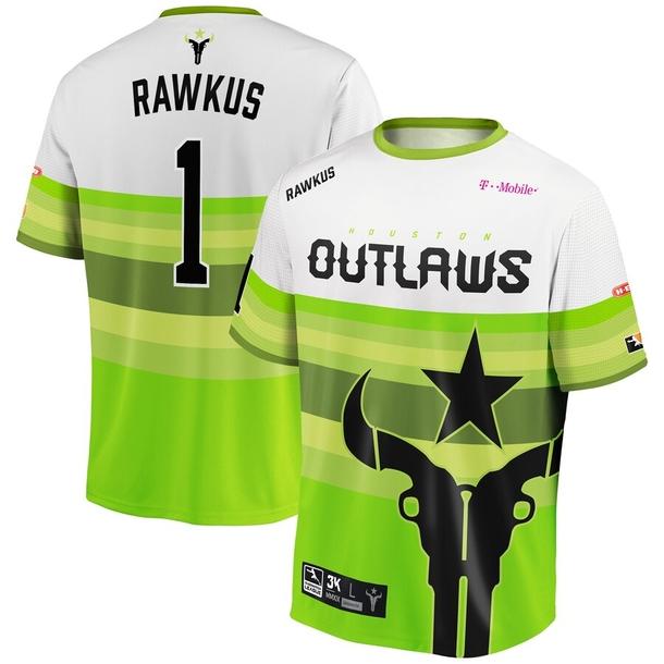 Форма Houston Outlaws | Источник: shop.overwatchleague.com