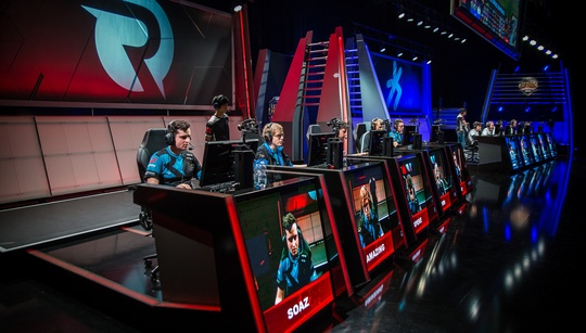 The EU LCS doesn't have a problem... We do.