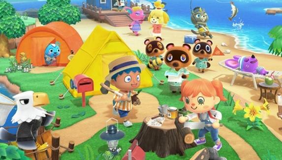 Animal Crossing возглавила британский чарт продаж вторую неделю подряд