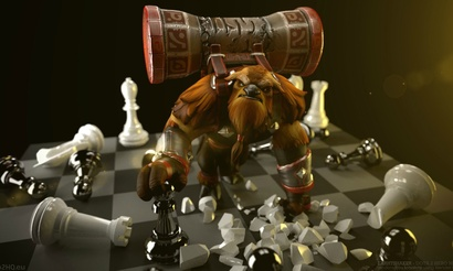 Nexus занял третье место на Twitch Rivals по Dota Auto Chess