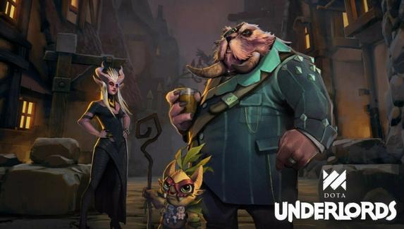 В Dota Underlords вышел релизный патч — поменяли девять героев и добавили девять предметов