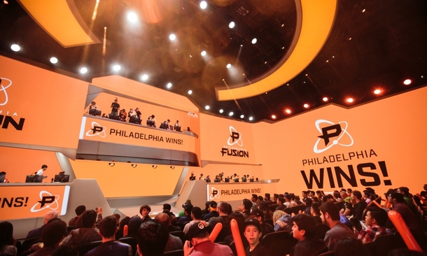 Philadelphia Fusion победила Boston Uprising в четвертьфинале плей-офф стадии Overwatch League и обеспечила себе место в полуфинале турнира