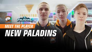У Virtus.pro новый состав в Paladins