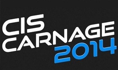 CIS Carnage 2014: Лучшие команды СНГ рвутся в бой