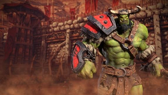 В сеть попали снимки из бета-версии Warcraft III: Reforged