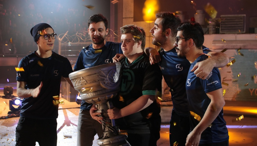 SK Gaming CS:GO roster set to depart for Immortals later this year