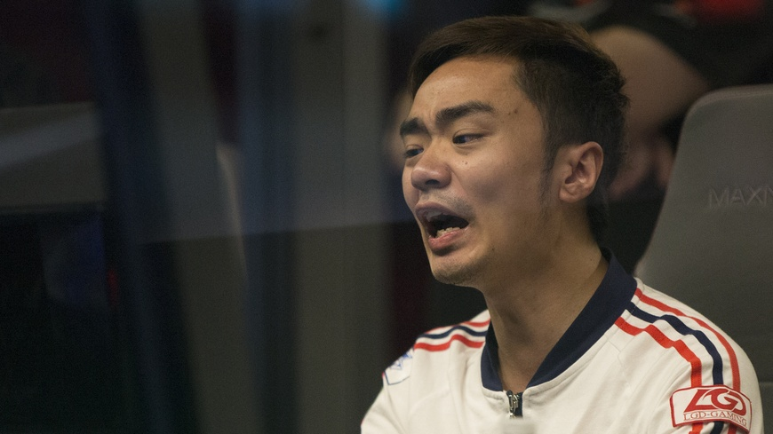 Xiao8 teams up with BurNIng, Ferrari_430 to form Big God 2.0