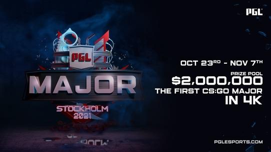 Главные фавориты Major 2021 по CS:GO