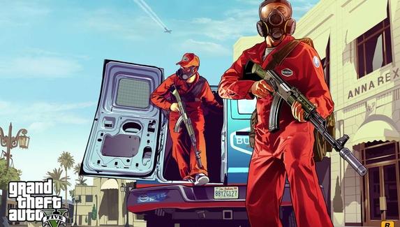Релиз GTA V для PS5 перенесен на 2022 год