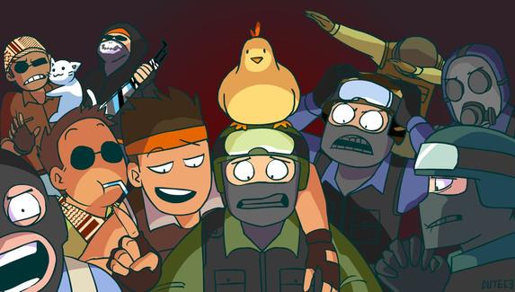 Самый популярный шутер отметил 20 лет: интересные факты о Counter-Strike
