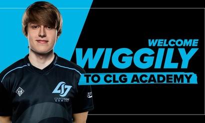 Wiggily перешел в CLG Academy