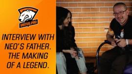 Интервью с отцом NEO