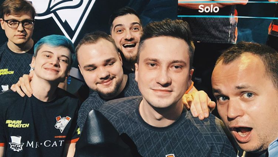 Киберспортивный инстаграм: Virtus.pro взяла третий трофей в сезоне