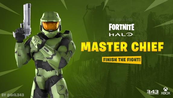 Мастер Чиф и герои «Ходячих мертвецов» появятся в Fortnite