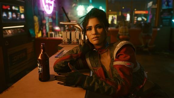 Датамайнеры: в Cyberpunk2077 добавили новые диалоги — флирт с Панам и реакцию на её «горячие фото»