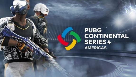 Призовой фонд PUBG Continental Series 4 составит миллион долларов