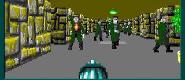 Какую из перечисленных игр id Software выпустила раньше Doom?