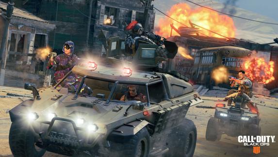 В «королевскую битву» Call of Duty: Black Ops 4  добавят новую карту