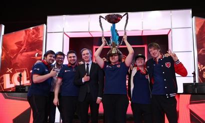 Gambit Esports стала чемпионом летнего сплита Континентальной лиги