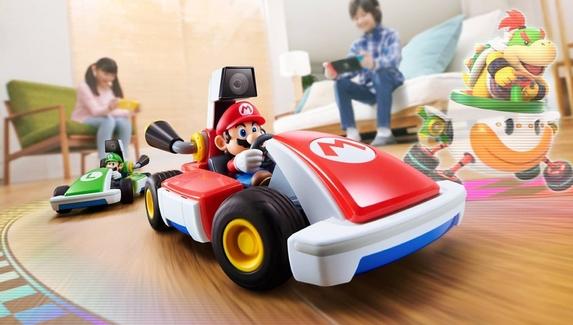 Mario Kart в дополненной реальности возглавила еженедельный чарт Японии