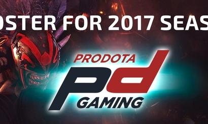 Prodota Gaming укомплектовала состав