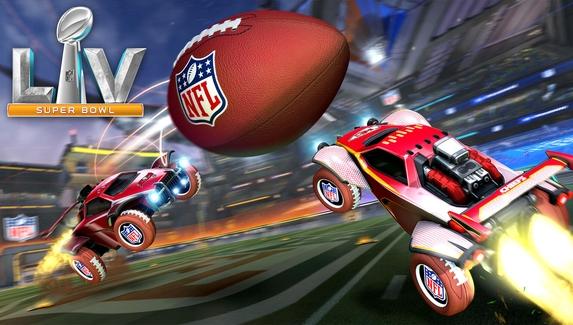 В Rocket League появится режим в стиле американского футбола