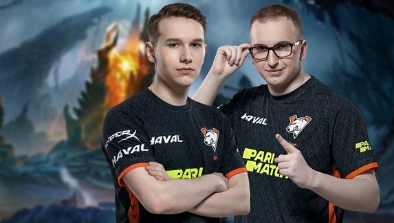 Virtus.pro обыграла Just Error в первом дивизионе EPIC League Season 2