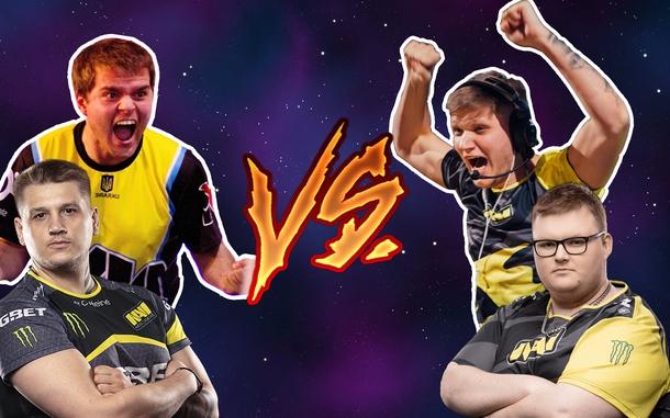 Шоу‑матч команды Zeus против s1mple — лучший шанс поставить на NAVI
