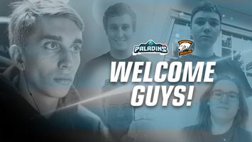 Virtus.pro announces Paladins line-up