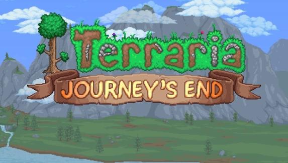 Стала известна дата выхода финального дополнения для Terraria
