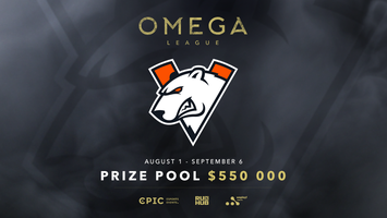 Virtus.pro will play in OMEGA League