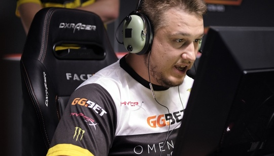 "Zeus at FACEIT Major: ""We're deservedly a top 2 team in the world, and we have the chance to become No. 1."""