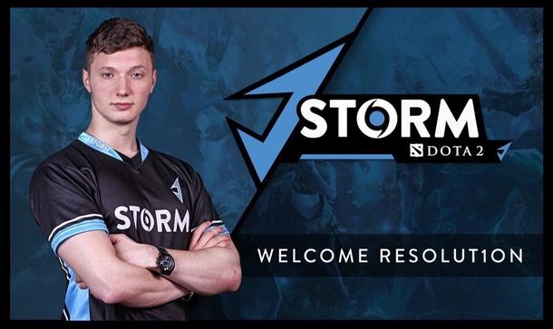 Resolut1on - новый керри в J.Storm