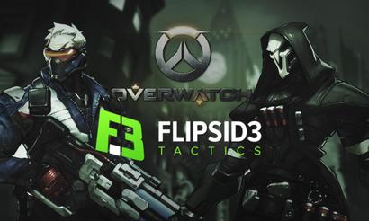 FlipSid3 Tactics обзавелись составом по Overwatch