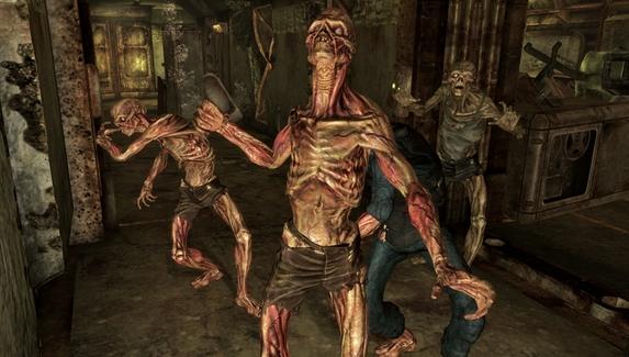 В Fallout: New Vegas добавили мод с коронавирусом