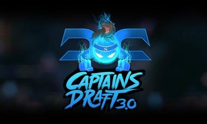 Virtus.pro, Vega и Empire приглашены на Captain's Draft 3.0