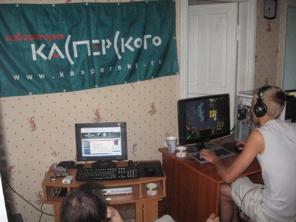 Brat_OK за игрой