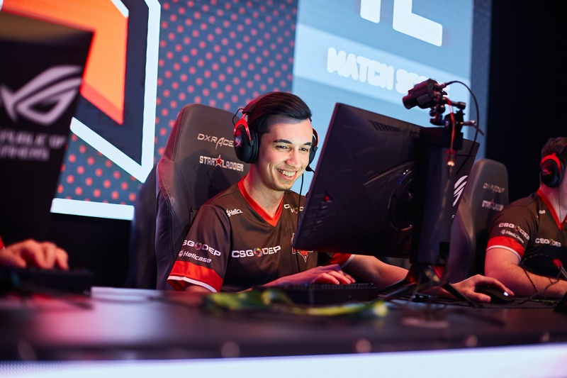Woxic. Photo by: StarLadder