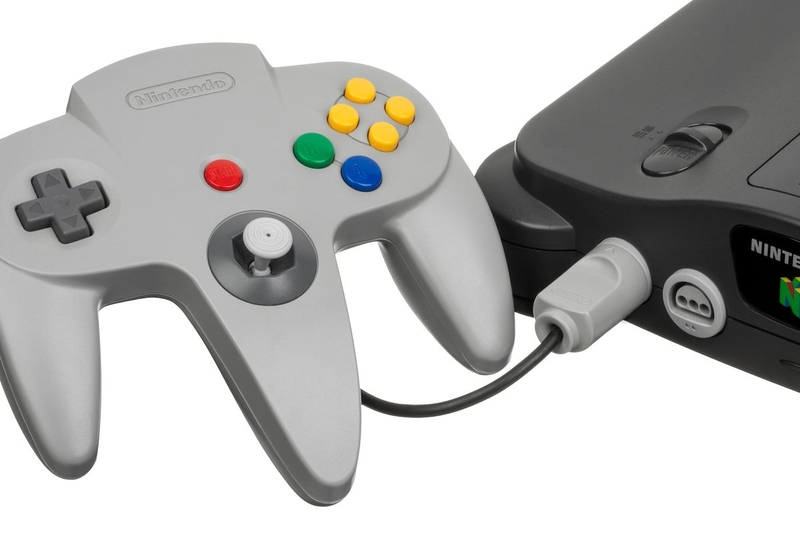 Консоль Nintendo 64 | Фото: polygon.com | Evan Amos