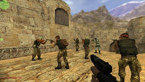 Valve обновила Counter-Strike 1.6