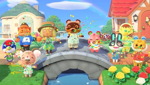 Nintendo Switch и Animal Crossing возглавили чарты продаж в Японии за первую половину 2020 года