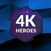4K Heroes Showmatch