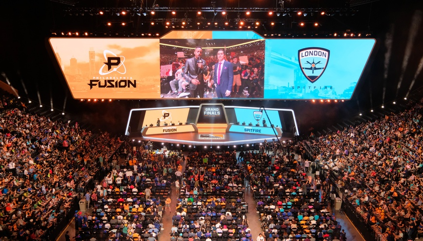 Overwatch League Grand Finals viewing numbers released
