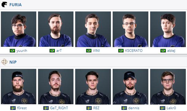FURIA станет первой командой, кто победит у фаворита?