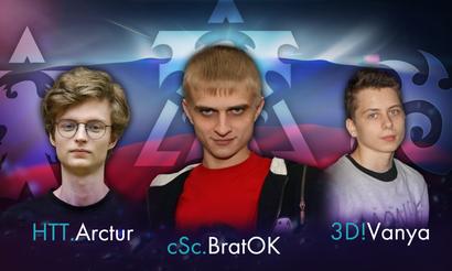 Brat_OK возглавит сборную России на отборочных NationWars V