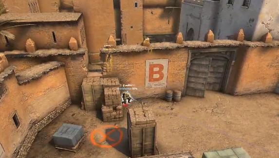 Игрок в CS:GO спрятался под носом у четырех соперников, а потом разминировал бомбу — эффектный момент от Gratisfaction